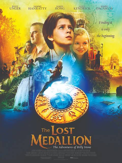 The Medallion (2012