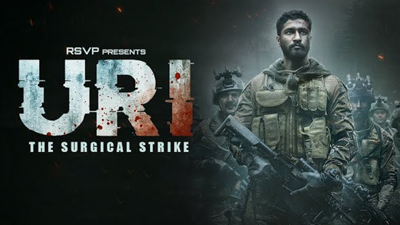 فيلم Uri: The surgical strike 2019 مترجم