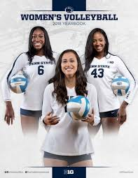 2018 Penn State Women's Volleyball Yearbook by Penn State Athletics - issuu